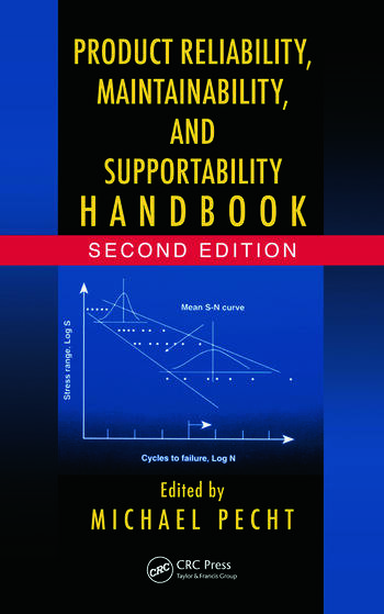 Product Reliability, Maintainability, and Supportability Handbook book cover