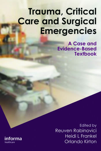 Trauma, Critical Care and Surgical Emergencies book cover