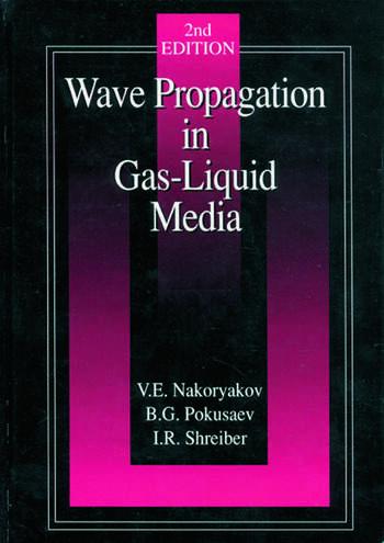 Wave Propagation in Gas-Liquid Media book cover