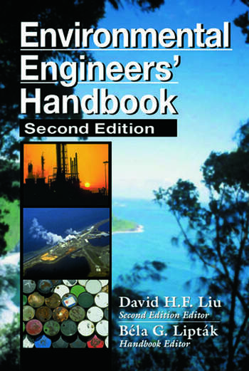 Environmental Engineers' Handbook book cover