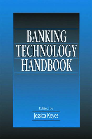Banking Technology Handbook book cover