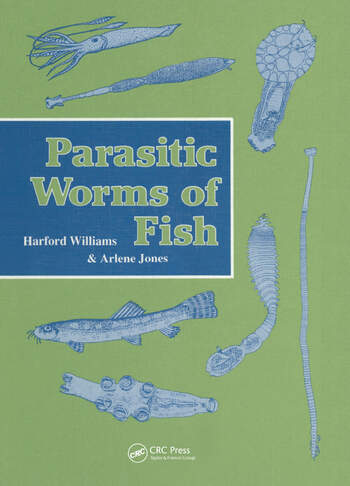 Parasitic Worms Of Fish book cover