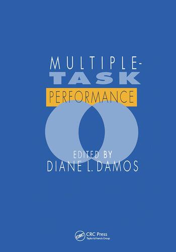 Multiple Task Performance book cover