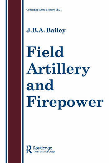 Field Artillery And Fire Power book cover
