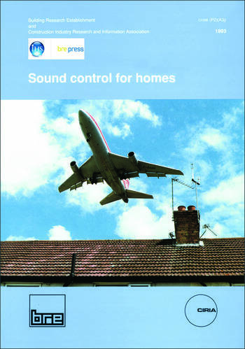 Sound Control for Homes (BR 238) book cover