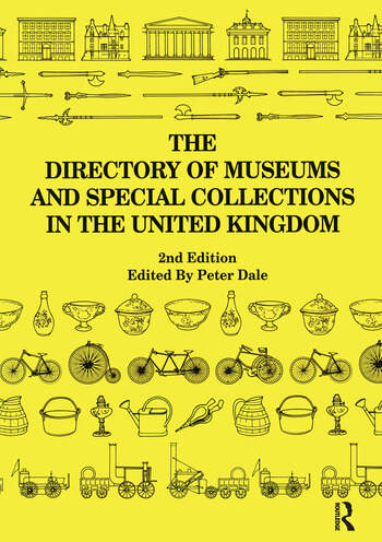The Directory of Museums and Special Collections in the UK book cover