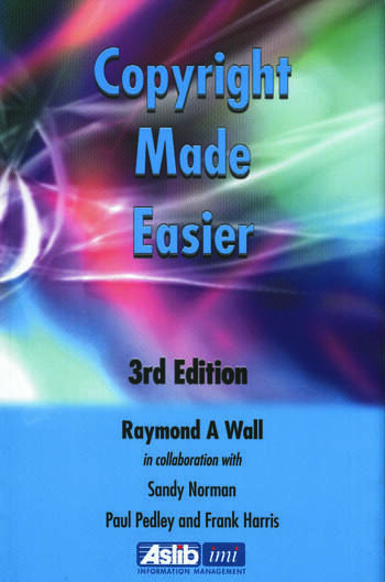 Copyright Made Easier book cover