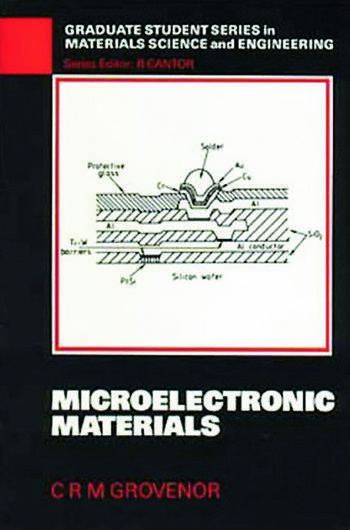 Microelectronic Materials book cover