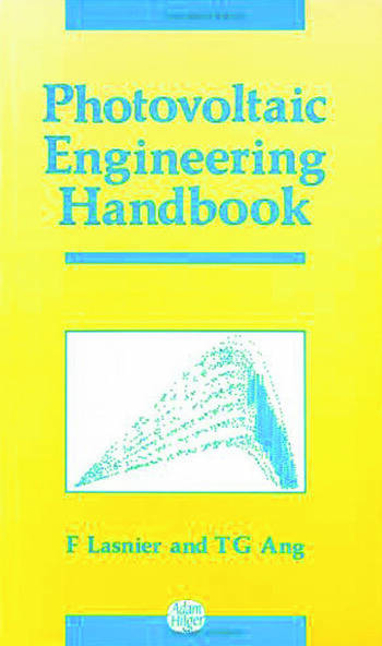 Photovoltaic Engineering Handbook book cover