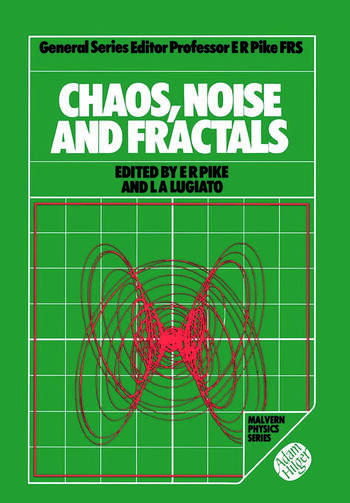 Chaos, Noise and Fractals book cover