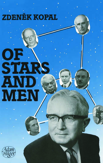 Of Stars and Men Reminiscences of an Astronomer book cover