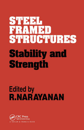 Steel Framed Structures Stability and strength book cover