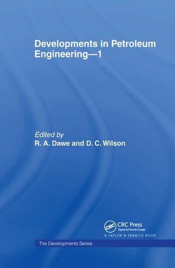 Developments in Petroleum Engineering 1 book cover