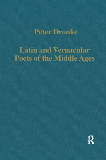Latin and Vernacular Poets of the Middle Ages book cover