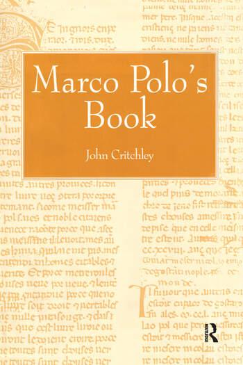 Marco Polo's Book book cover