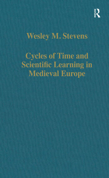 Cycles of Time and Scientific Learning in Medieval Europe book cover