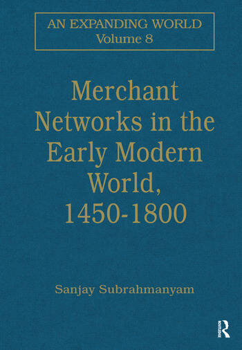 Merchant Networks in the Early Modern World, 1450–1800 book cover
