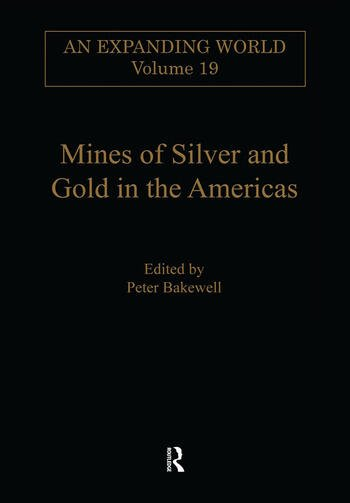 Mines of Silver and Gold in the Americas book cover