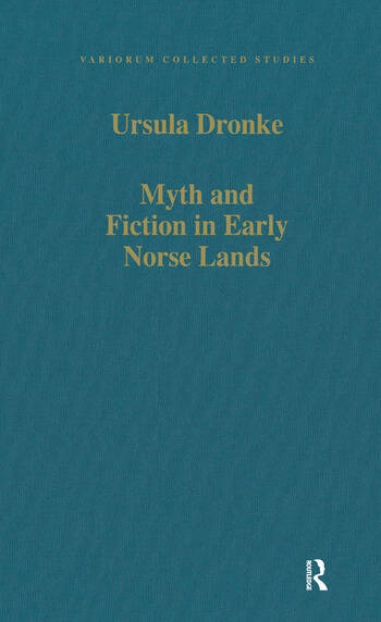 Myth and Fiction in Early Norse Lands book cover