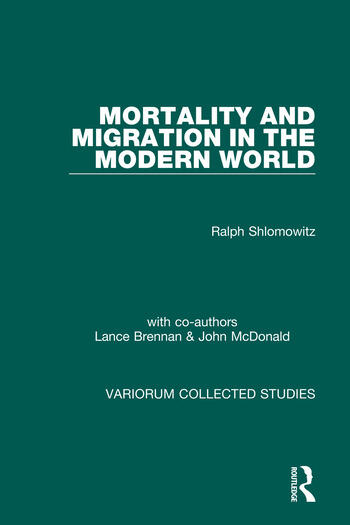 Mortality and Migration in the Modern World book cover