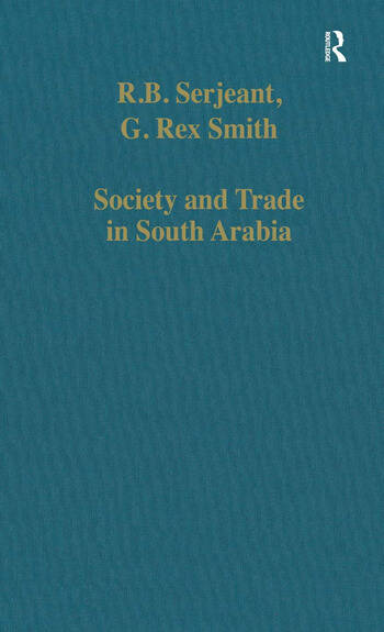 Society and Trade in South Arabia book cover