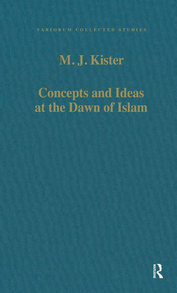Concepts and Ideas at the Dawn of Islam book cover