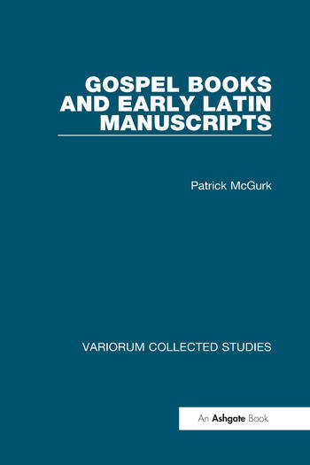 Gospel Books and Early Latin Manuscripts book cover