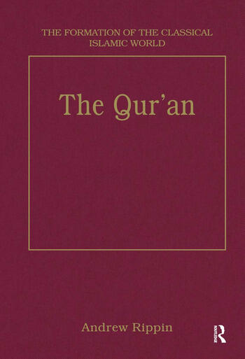 The Qur'an Style and Contents book cover