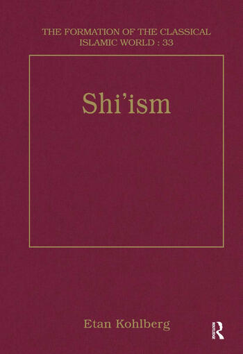 Shi'ism book cover