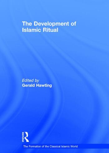 The Development of Islamic Ritual book cover