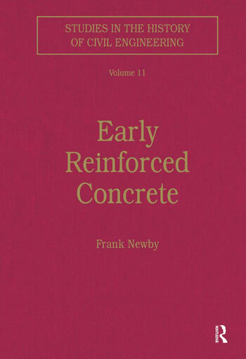 Early Reinforced Concrete book cover