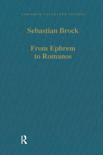 From Ephrem to Romanos Interactions between Syriac and Greek in Late Antiquity book cover