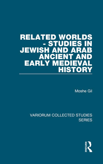 Related Worlds - Studies in Jewish and Arab Ancient and Early Medieval History book cover