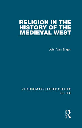 Religion in the History of the Medieval West book cover