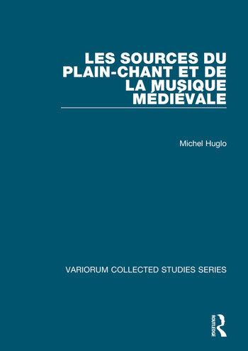 Les sources du plain-chant et de la musique médiévale book cover