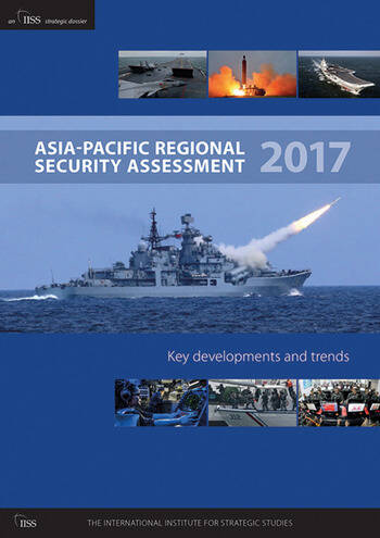 Asia-Pacific Regional Security Assessment 2017 book cover