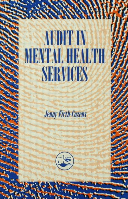 Audit In The Mental Health Service book cover