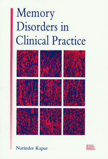 Memory Disorders in Clinical Practice book cover