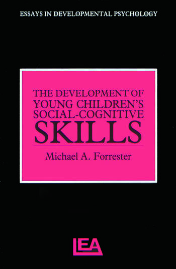 The Development of Young Children's Social-Cognitive Skills book cover