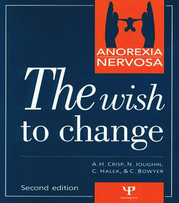 Anorexia Nervosa The Wish to Change book cover