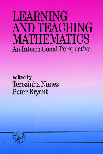 Learning and Teaching Mathematics An International Perspective book cover
