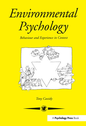 Environmental Psychology Behaviour and Experience In Context book cover