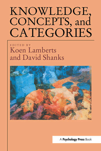 Knowledge Concepts and Categories book cover