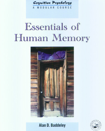 Essentials of Human Memory book cover