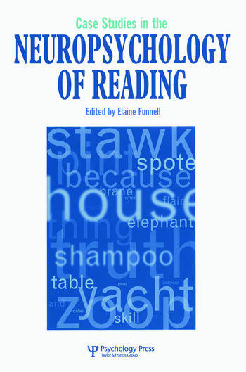 Case Studies in Neuropsychology of Reading book cover