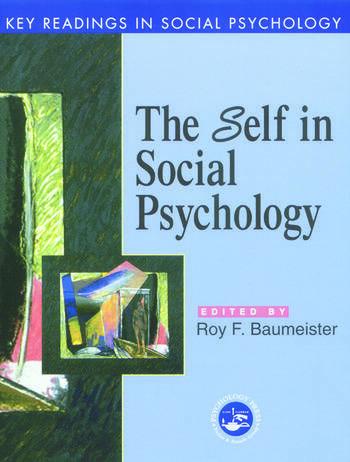 Self in Social Psychology Key Readings book cover