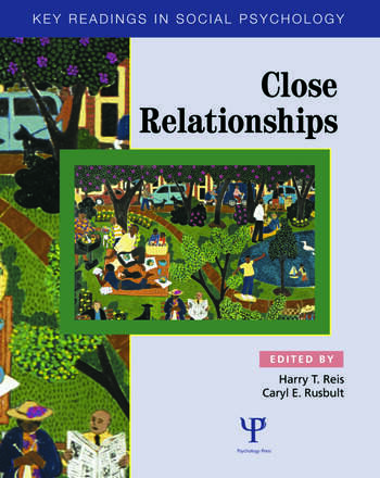 Close Relationships Key Readings book cover