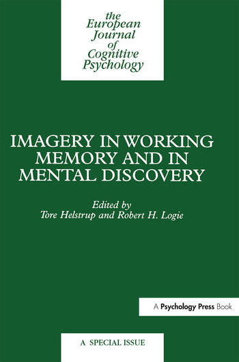 Imagery in Working Memory and Mental Discovery A Special Issue of the European Cognitive Psychology book cover