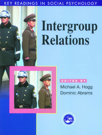 Intergroup Relations Key Readings book cover