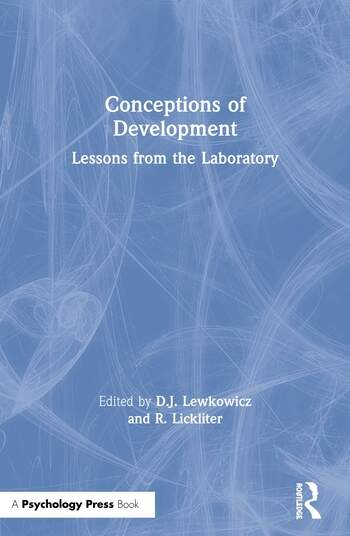 Conceptions of Development Lessons from the Laboratory book cover